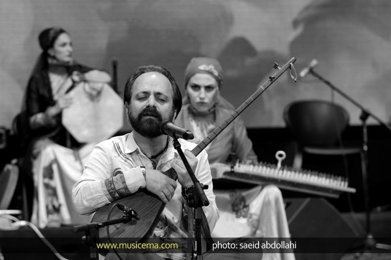 تصاویر کنسرت مهرماه گروه رستاک