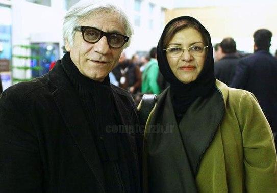 rayegan%20 %20teymoryan تصاویری از زوج های موفق سینمای ایران