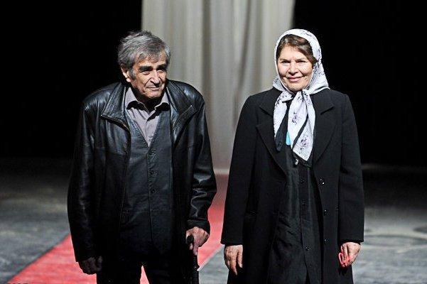 samandarian%20 %20rosta تصاویری از زوج های موفق سینمای ایران