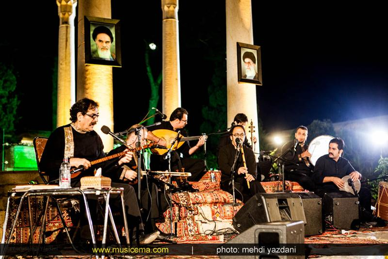 shahram%20nazeri%201 گزارش کنسرت شهرام ناظری در حافظیه