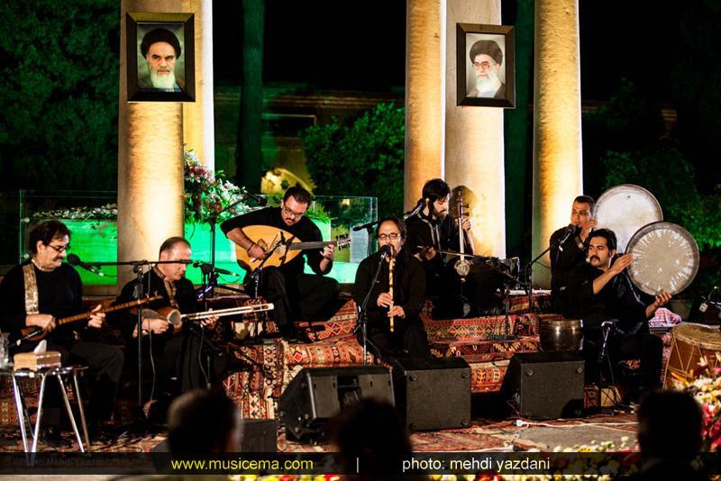 shahram%20nazeri%202 گزارش کنسرت شهرام ناظری در حافظیه