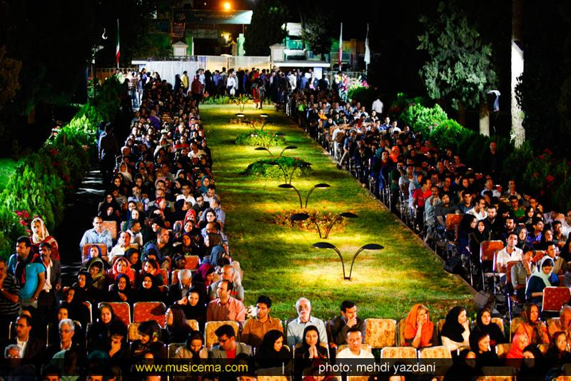 shahram%20nazeri%203 گزارش کنسرت شهرام ناظری در حافظیه