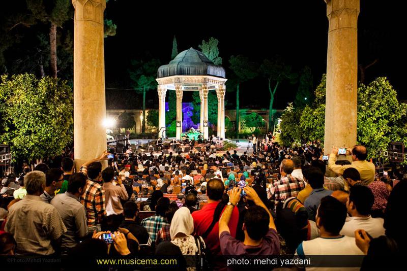 shahram%20nazeri%204 گزارش کنسرت شهرام ناظری در حافظیه