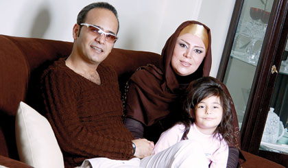shahram shokohi گفت و گویی با شهرام شکوهی و همسر ایشان