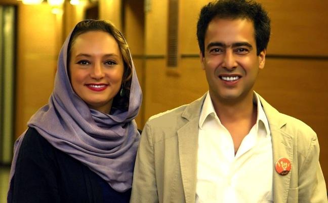 valadbegi%20%20 %20fallah تصاویری از زوج های موفق سینمای ایران