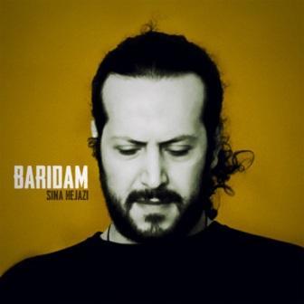 Sina Hejazi Baridam دانلود آهنگ جدید سینا حجازی به نام باریدم