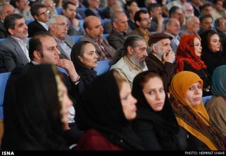 didar%2012 دیدار هنرمندان با دکتر روحانی در شامگاه جمعه
