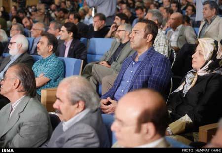 didar%2014 دیدار هنرمندان با دکتر روحانی در شامگاه جمعه