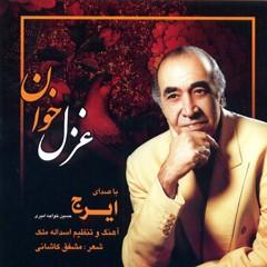 کد آهنگ پیشواز حسین خواجه امیری آلبوم غزل خوان