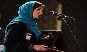 marjan%20ashrafizadeh حضور آبجی مرجان اشرفی زاده در جشنواره فجر