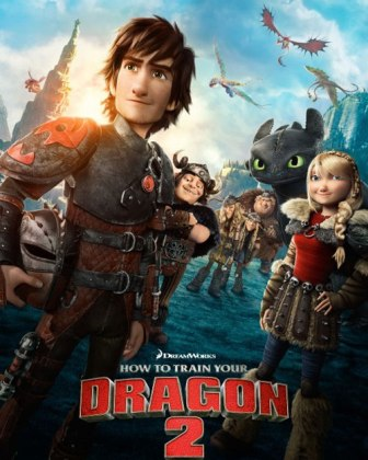 How to Train Your Dragon 2 دانلود انیمیشن How to Train Your Dragon 2