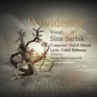 Sina Sarlak Ashkare Nahan دانلود آهنگ جدید سینا سرلک به نام آشکار نهان
