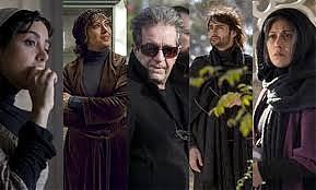 film از فیلم توقیفی «زندگی مشترک آقای محمودی و بانو» تا «اشباح» داریوش مهرجویی