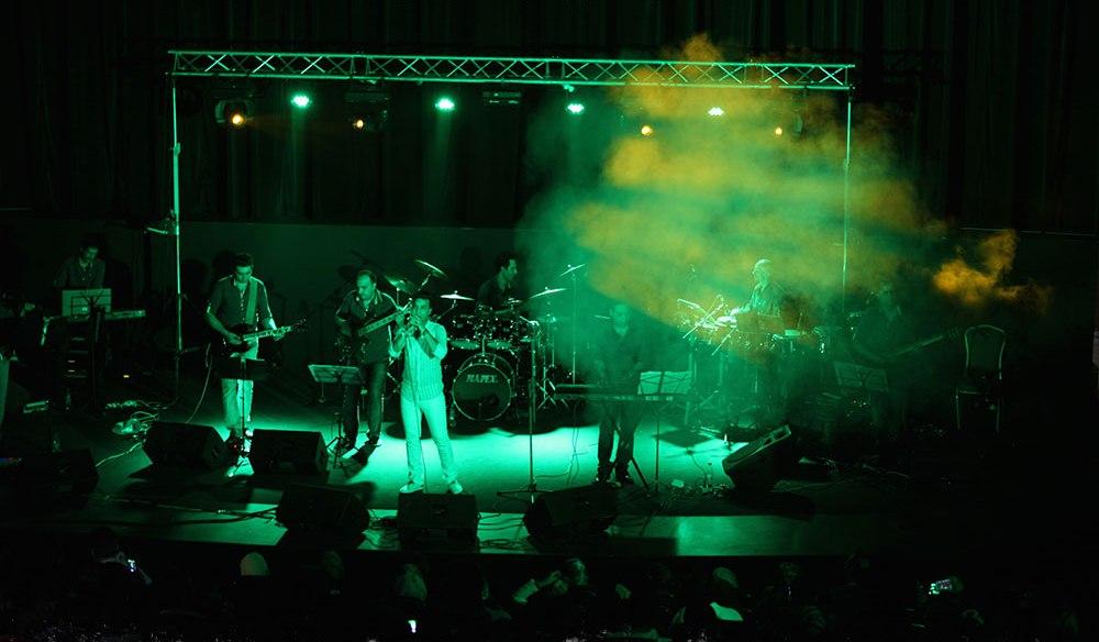 گزارش کنسرت علیرضا روزگار خرداد 93
