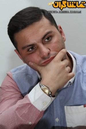 اولین مصاحبه رسمی با آرمین 2afm خواننده زیر زمینی