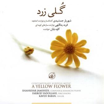 Kaveh+Baban+ +Guli+Zard دانلود آلبوم جدید کاوه بابان به نام گلی زرد