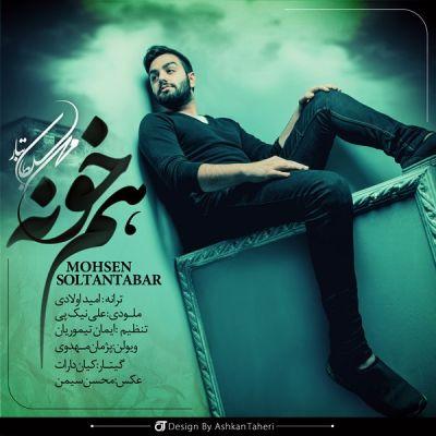 دانلود آهنگ جدید محسن سلطان تبار بنام همخونه