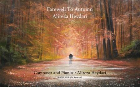 دانلود آهنگ جدید بی کلام وداع با پاییز