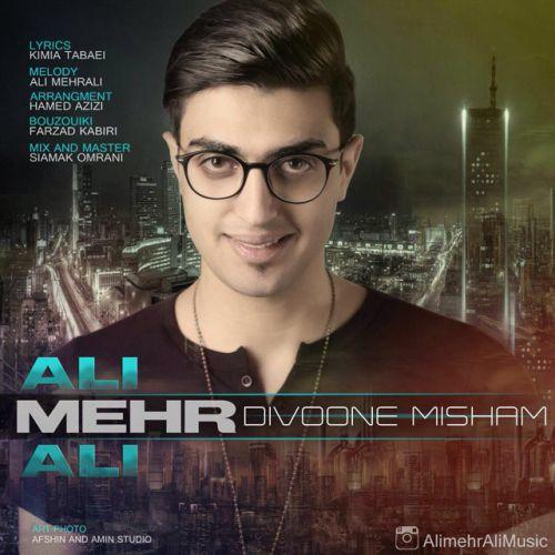 دانلود آهنگ جدید علی مهر علی بنام دیوونه میشم