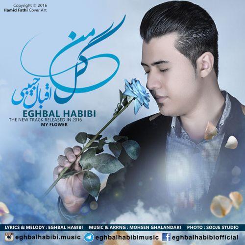 دانلود آهنگ جدید اقبال حبیبی بنام گل من
