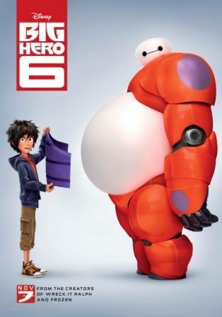 دانلود موسیقی متن فیلم BIG HERO 6