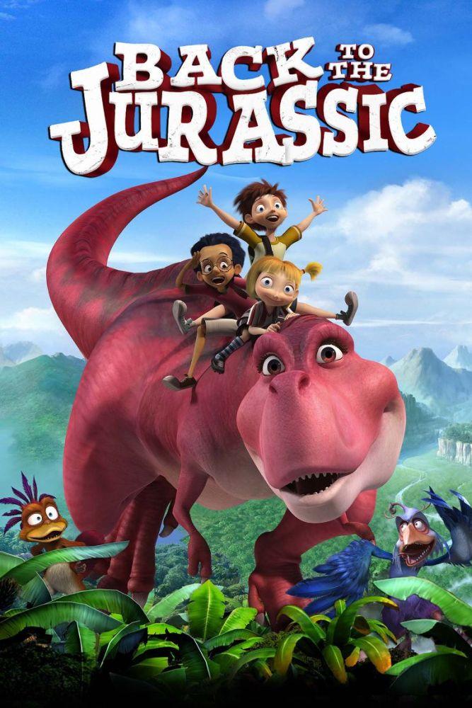 دانلود انیمیشن بازگشت به پارک ژوراسیک Back To The Jurassic 2015