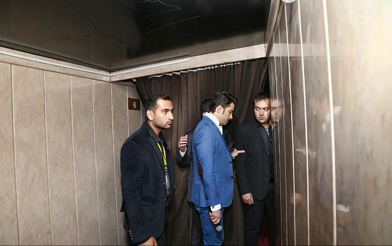 Benyamin%201 گزارش تصاویر کنسرت بنیامین بهادری در میلاد تهران