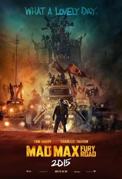 دانلود فیلم مکس دیوانه: جاده خشم Mad Max Fury Road 2015