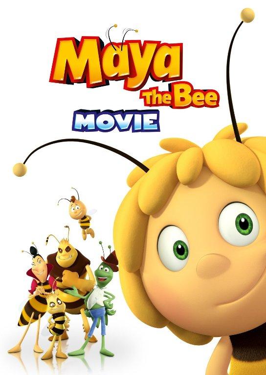 دانلود انیمیشن نیک و نیکو Maya the Bee Movie 2014