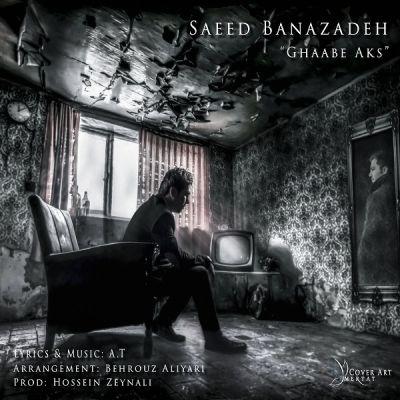 دانلود آهنگ جدید سعید بنازاده بنام قاب عکس