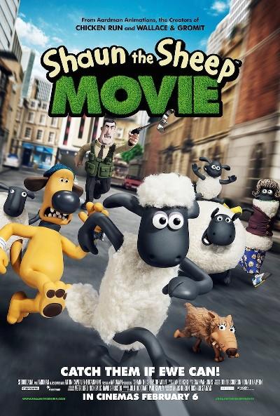 دانلود انیمیشن بره ناقلا Shaun the Sheep Movie 2015