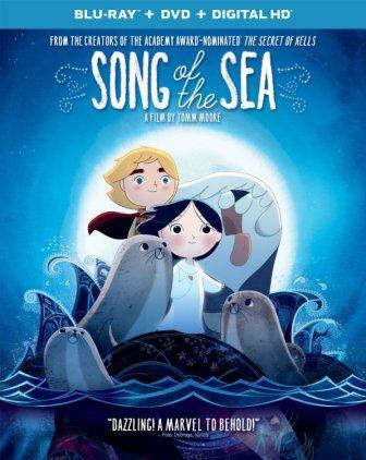 دانلود انیمیشن آواز دریا Song of the Sea 2014