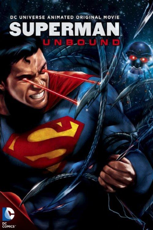 دانلود انیمیشن سوپرمن: رها شده Superman: Unbound 2013