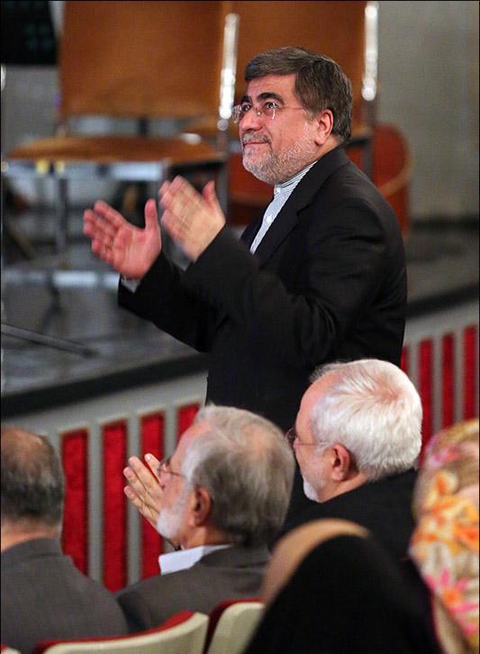 ارکستر ملی نواخت گزارش و تصاویر مراسم