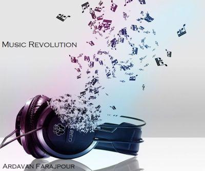 دانلود آهنگ جدید Ardavan Farajpour بنام Music Revolution