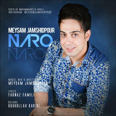 دانلود آهنگ جدید میثم جمشیدپور بنام نرو نرو