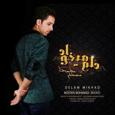 دانلود آهنگ جدید مصطفی محمدی بنام دلم میخواد