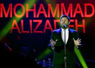 Alizadeh تصاویر کنسرت محمد علیزاده در شب آرزوها
