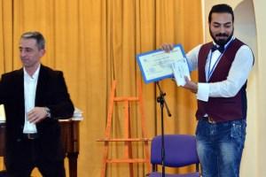 کامران رسول زاده در فستیوال بین المللی تقدیر شد