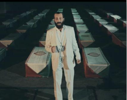موزیک ویدیو جدید امیر تتلو بنام شهدا
