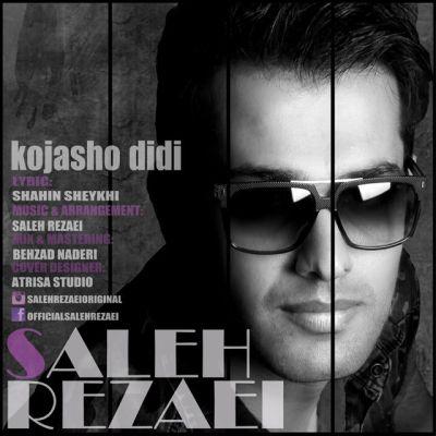 دانلود آهنگ جدید صالح رضایی بنام کجاشو دیدی