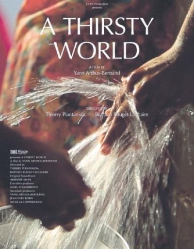 دانلود دوبله فارسی مستند یک جهان تشنه A Thirsty World 2012