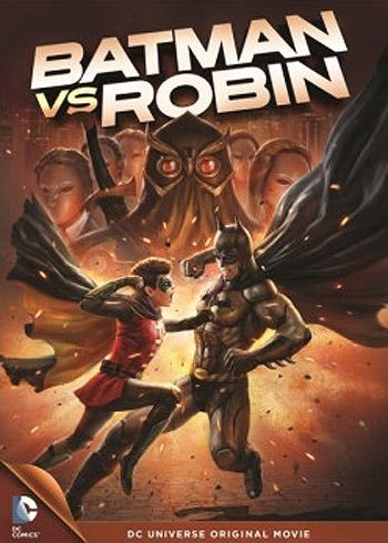 دانلود انیمیشن بتمن در برابر رابین Batman vs. Robin 2015