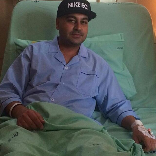 Behnam 29 تیر تاریخ انجام جراحی بهنام صفوی