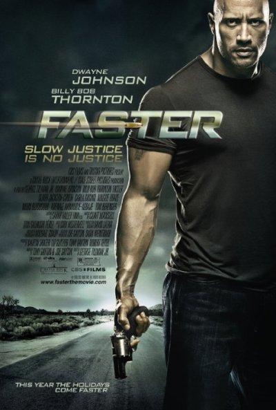 Faster 2010 دانلود فیلم دوبله فارسی سریعتر Faster 2010