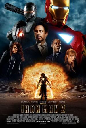 دانلود دوبله فارسی فیلم مرد آهنی 2 Iron Man 2 2010