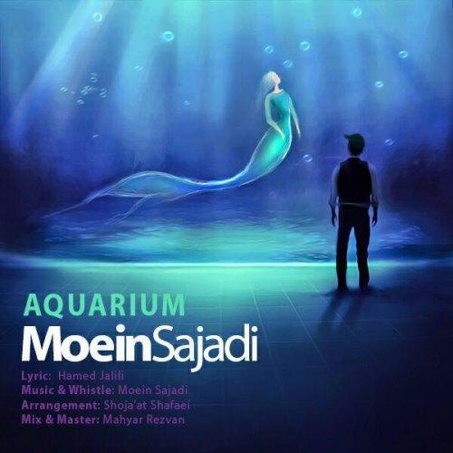 دانلود آهنگ جدید معین سجادی بنام آکواریوم