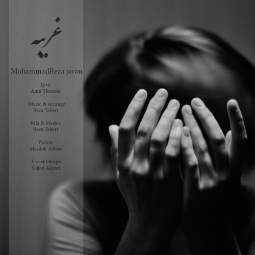 دانلود آهنگ جدید محمدرضا جوان بنام غریبه