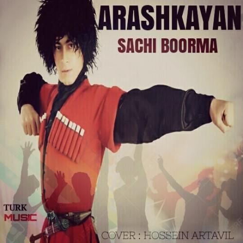 دانلود آهنگ جدید آرش کایان بنام ساچی بورما