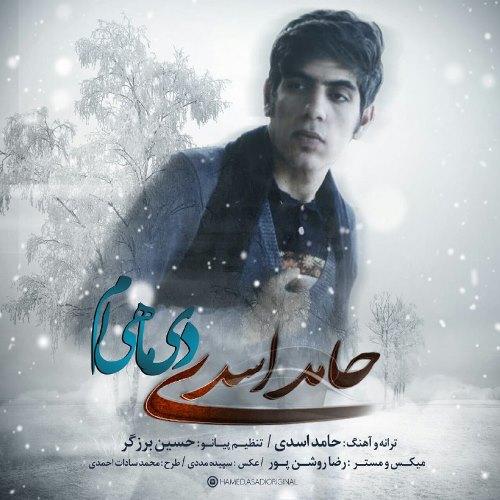 دانلود آهنگ جدید حامد اسدی بنام دی ماهی